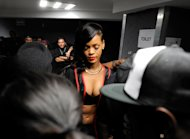 Rihanna's '777' Tour, Day 3: Tending Bar in Stockholm
