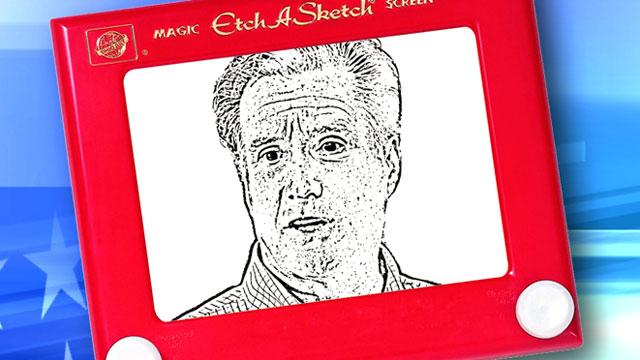 Etch A Sketch 'Happy' To See Toy 'Shaking Up' Presidential Race