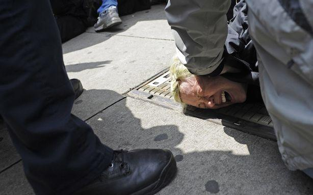 The FBI Treated Occupy Like a Terrorist Group