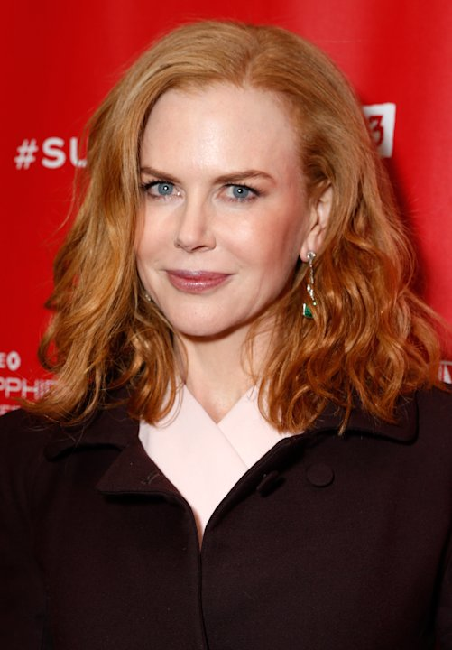 "IMAGE DISTRIBUTED FOR FOX SEARCHLIGHT - Actress Nicole Kidman attends Fox Searchlight's ""The Stoker"" premiere during the Sundance Film Festival on Sunday, Jan. 20, 2012 in Park City, Utah. (Photo by T"