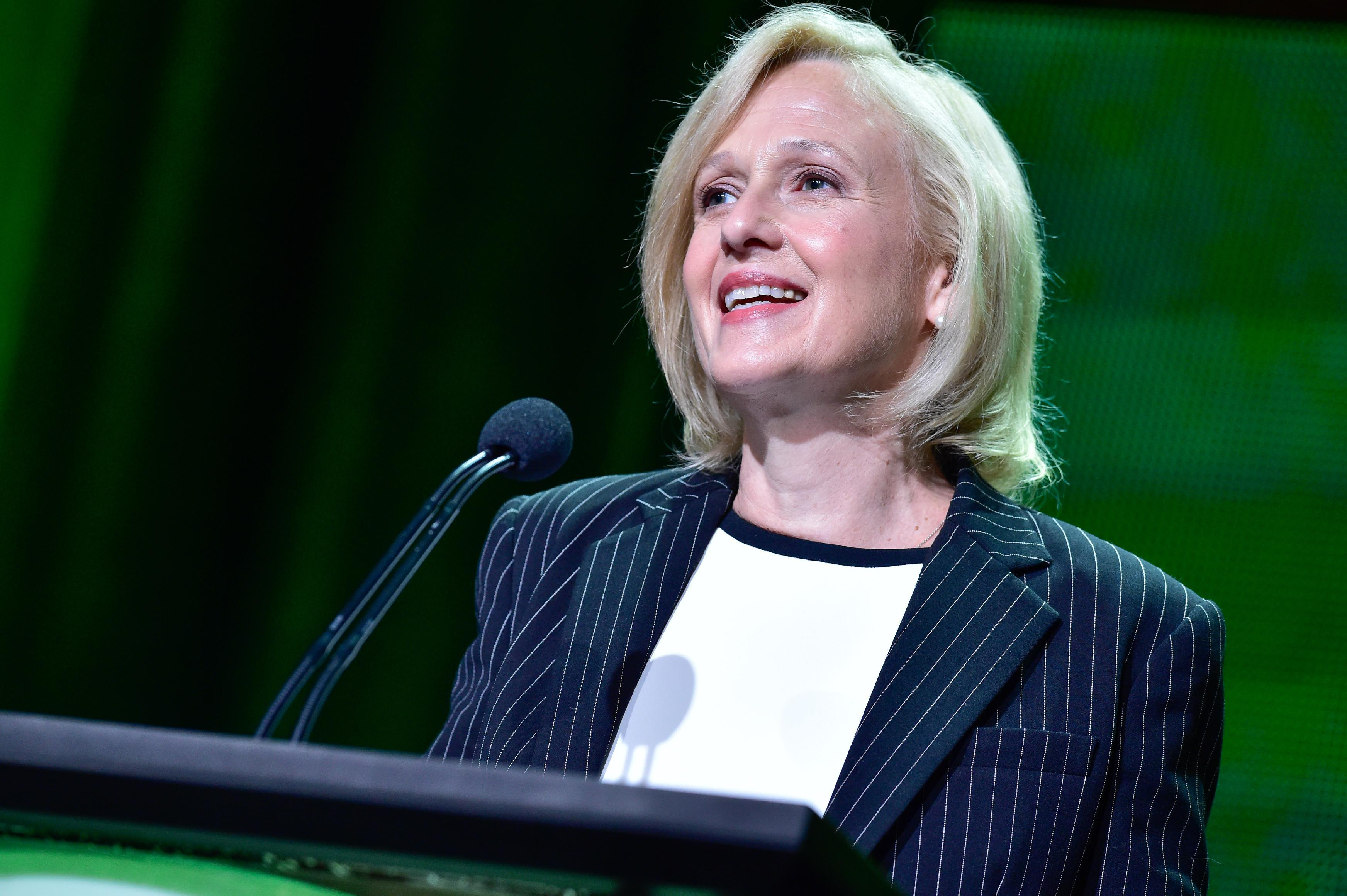 PBS Chief Paula Kerger Celebrates a Hectic Anniversary
