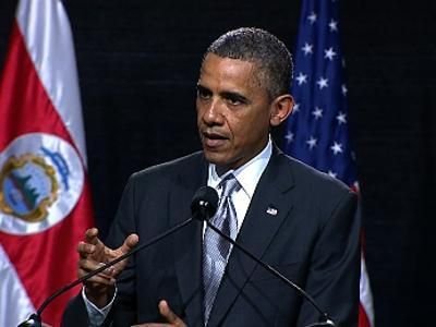 Obama Doesn't Foresee Ground Troops in Syria