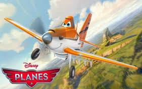 Disney Unveils 'Planes' Voice Cast