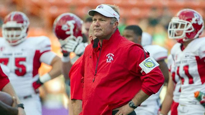 Pick 6: College football coaches on the rise