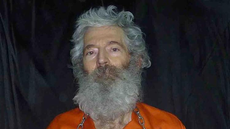 This undated photograph obtained January 8, 2013 courtesy of the Levinson family shows former FBI agent Robert Levinson, who vanished in Iran nearly six years ago