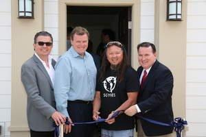 """RSI Homes Holds Grand Opening of New Home Subdivision """"Center Place"""""""