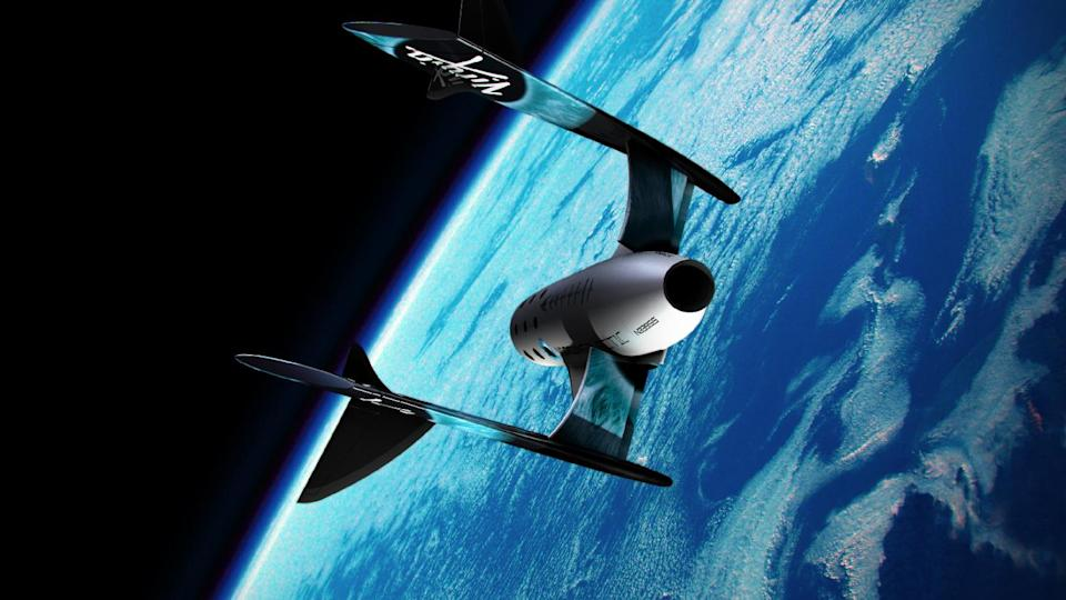 25 million points will get you a Virgin Galactic flight