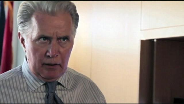 Martin Sheen and West Wing Cast Reunite for Little Known Candidate
