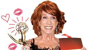 Kathy Griffin: I Might Wear a Bikini to the Emmys