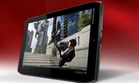 Xoom 2 Media Edition, Tablet Hiburan Gaya Motorola