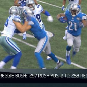 What's next for free agent running back Reggie Bush?