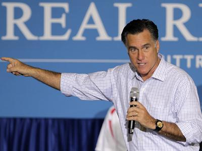 In Ohio, Romney highlights $16 trillion US debt