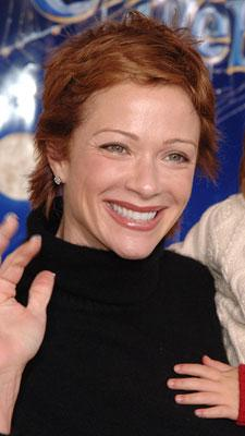 Lauren Holly at the Hollywood premiere of Paramount Pictures' Charlotte's Web