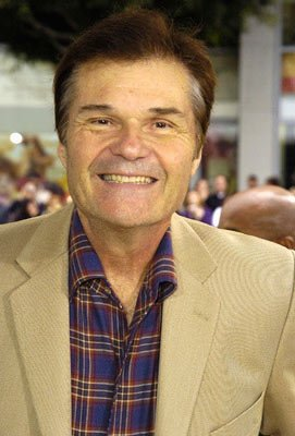 Premiere: Fred Willard at the Hollywood premiere of Warner Bros. The Polar Express - 11/7/2004