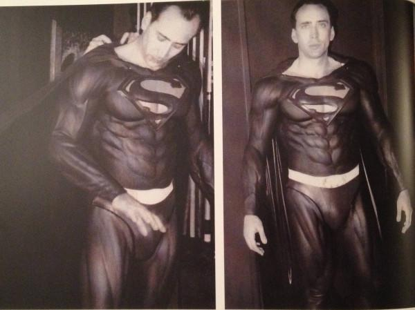 Nicolas Cage as Superman? Behold the Man of Steel That Never Was! (Photos)
