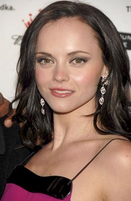 Christina Ricci at the New York premiere of Paramount Vantage' Black Snake Moan