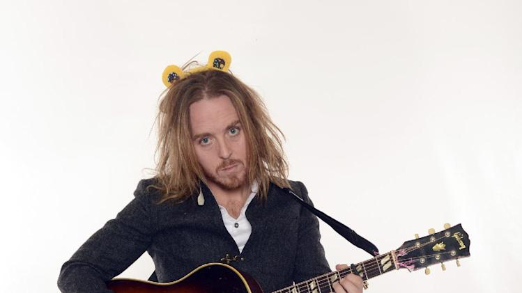 Tim Minchin seen backstage at BBC's Children in Need at Television Centre on Friday, Nov. 16, 2012, in London. (Photo by Jon Furniss/Invision for Children in Need/AP Images)