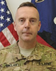 Brigadier General Jeffrey Sinclair, a U.S. Army general facing charges of forcible sodomy and engaging in inappropriate relationships stemming from allegations that got him sent home from Afghanistan this year, is seen in this handout photo received September 26, 2012. Sinclair, who is based at North Carolina's Fort Bragg, has also been charged with wrongful sexual conduct, misusing a government travel charge card, possessing alcohol and pornography while deployed and mistreating subordinates, military officials said in a statement. REUTERS/U.S. Army/Handout (UNITED STATES - Tags: CRIME LAW MILITARY) FOR EDITORIAL USE ONLY. NOT FOR SALE FOR MARKETING OR ADVERTISING CAMPAIGNS. THIS IMAGE HAS BEEN SUPPLIED BY A THIRD PARTY. IT IS DISTRIBUTED, EXACTLY AS RECEIVED BY REUTERS, AS A SERVICE TO CLIENTS