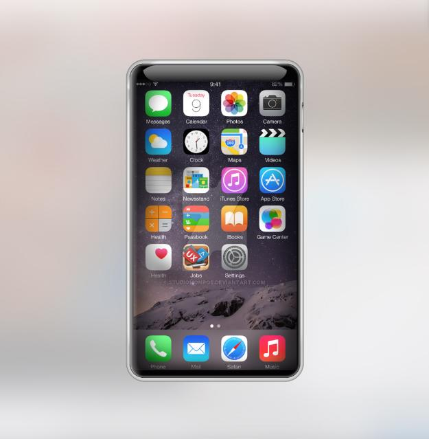 iPhone 6s Plus rumored to match the Galaxy Note 4 with a 2K display of its own