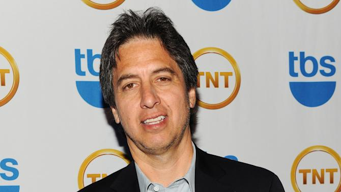 """FILE- In this May 19, 2010 file photo, Actor Ray Romano attends the TNT and TBS Upfront presentation at the Hammerstein Ballroom, in New York. The """"Everybody Loves Raymond Star"""" is feeling the love in a multi-episode arc on the NBC series, """"Parenthood."""" Romano told the AP Tuesday, Jan. 8, 2013, that he recently shot his last episode of season four, and if it gets picked up for a fifth, he'd consider coming back. (AP Photo/Evan Agostini, file)"""