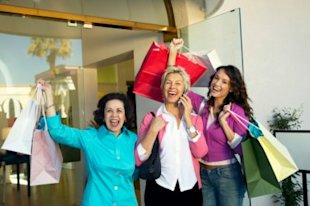 Shopping can make you happy! Duh. Photo by Thinkstock.