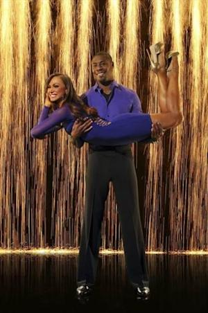 Karina Smirnoff and Jacoby Jones, Season 16, 'Dancing with the Stars' -- ABC