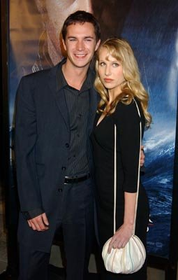 James D'Arcy and Lucy Punch at the LA premiere of 20th Century Fox's Master and Commander: The Far Side of the World