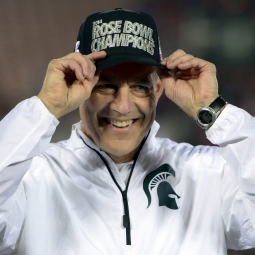 One-On-One With Mark Dantonio