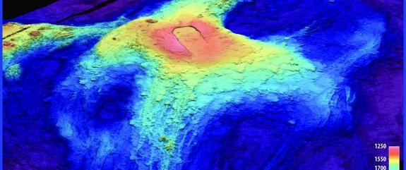 'Wired' Underwater Volcano May Be Erupting Off Oregon