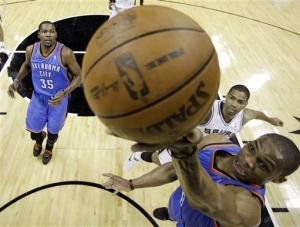 Spurs-Thunder Preview
