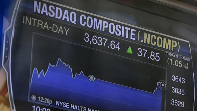 Nasdaq breakdown puts pressure on crisis work