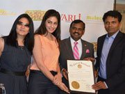 SHORTCUT ROMEO director Susi Ganesh honoured by Maryland Governor