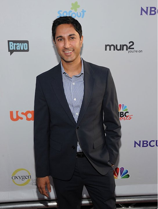 "Maulik Pancholy of ""Whitney"" attends the NBC Universal Summer TCA 2011 All-Star Party at the SLS Hotel on August 1, 2011 in Los Angeles, California."