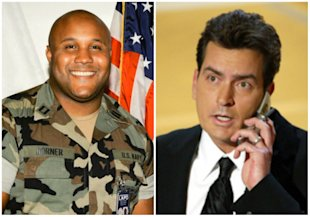 Charlie Sheen to Dorner, ex-LAPD officer-turned-accused cop killer: 'Call me'