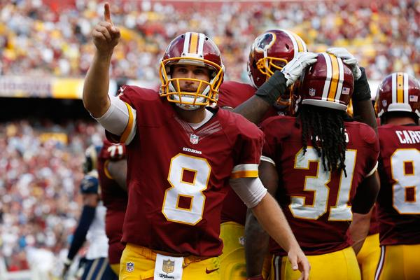 Redskins Pulse: Eagles come to DC for divisional showdown