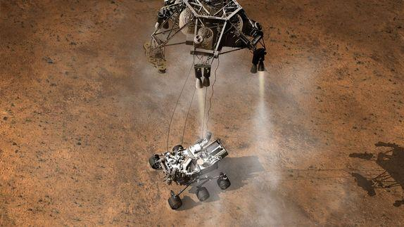 NASA Marking Historic Mars Rover Landing with Flurry of Events