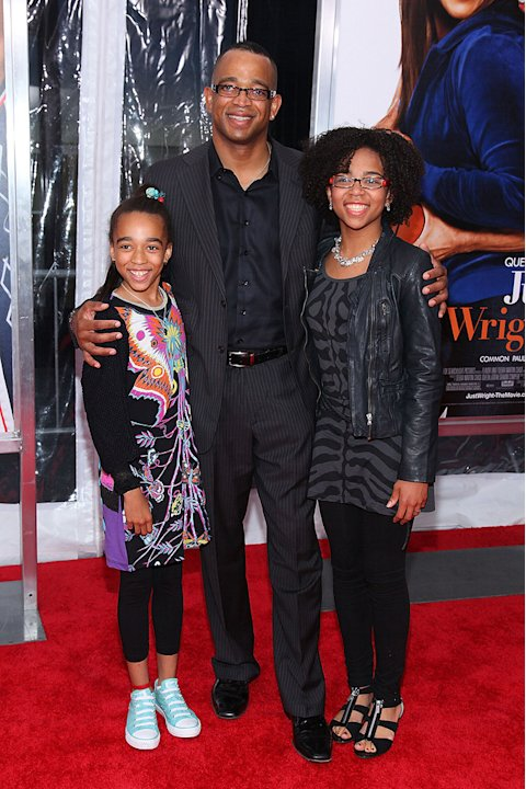 Just Wright NY Premiere 2010 Sydney Scott Stuart Scott