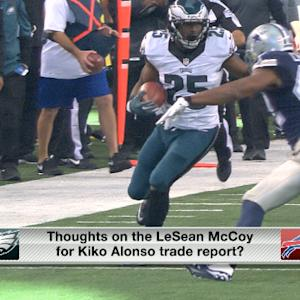 Making sense of the LeSean McCoy trade