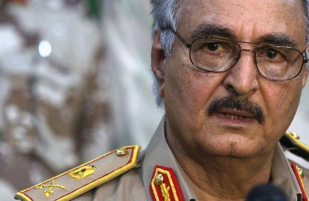Libya's Haftar appointed army chief for recognized government