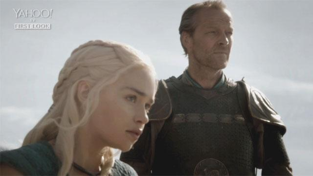 'Game of Thrones' Teaser: Fly Like a Dragon