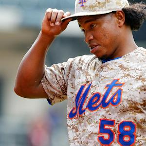 Mets' Jenrry Mejia suspended permanently MLB for third positive PED test