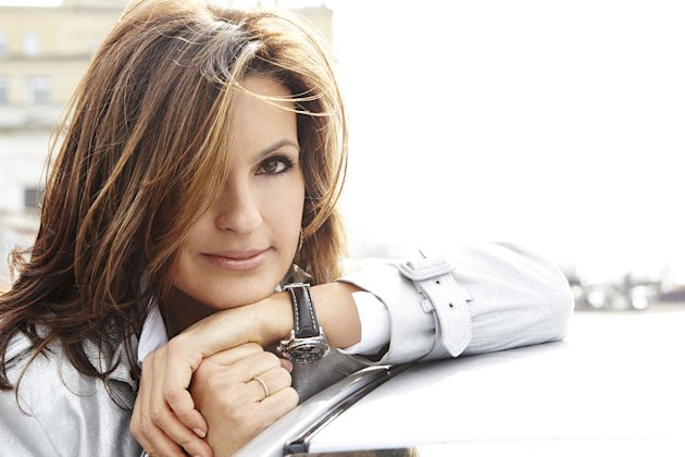 "Mariska Hargitay stars as Det. Olivia Benson in ""Law & Order: SVU."""