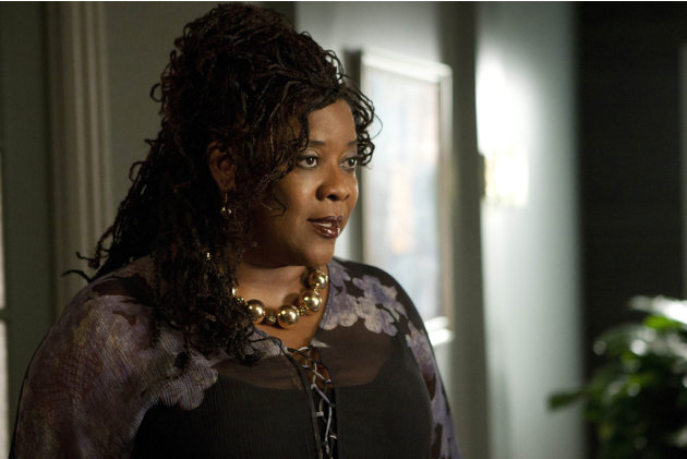 "Loretta Devine as Georgia in ""The Client List."""