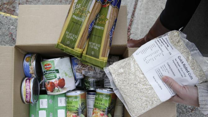 Doctors say cutting food stamps could backfire