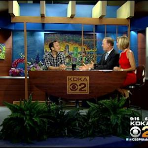 Comedian Steve Byrne Discusses His Pittsburgh Roots
