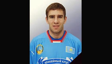 Dmitri Uchaykin died after taking a headshot in Kazakhstan's top pro league