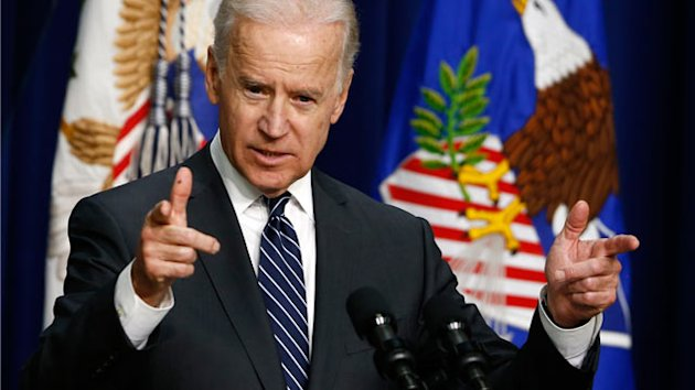 Biden: Gun Owners 'Like The Way It Feels…Like Driving a Ferrari' (ABC News)