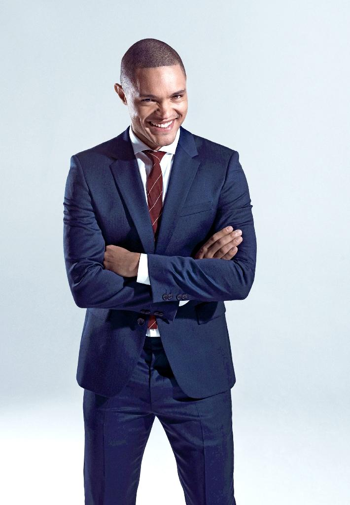 Trevor Noah: From Soweto to US TV stardom