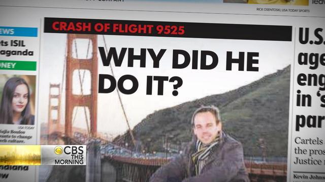 Eye Opener: Search for answers in intentional Germanwings jet crash