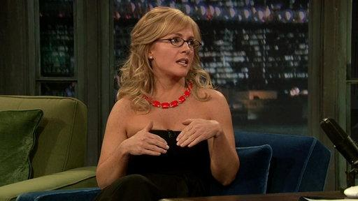 Rachael Harris Break-Off